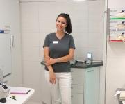 Katja - Medizinische Fachangestellte