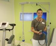 Claudia - Medizinische Fachangestellte