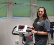 Nadja - Gesundheits- und Krankenpflegerin